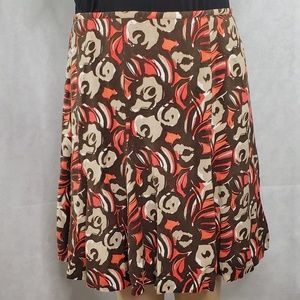 Pattern Skirt - Lane Bryant